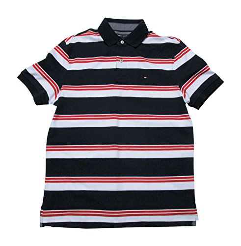 tommy-hilfiger-mens-striped-interlock-polo-navy-blue-multi-xl