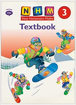 New Heinemann Maths Year 3, Textbook Easy Buy Pack by Scottish Primary Mathematics Group (2000-06-22)