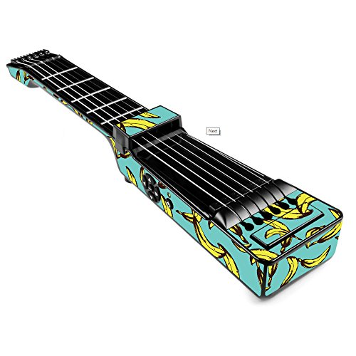 MightySkins Skin For Jamstik+ Portable SmartGuitar - Bananas | Protective, Durable, and Unique Vinyl Decal wrap cover | Easy To Apply, Remove, and Change Styles | Made in the USA by MightySkins