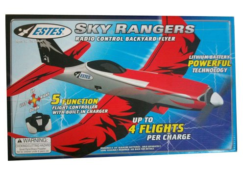 Estes Sky Ranger Mini Park Flyer RC Airplane