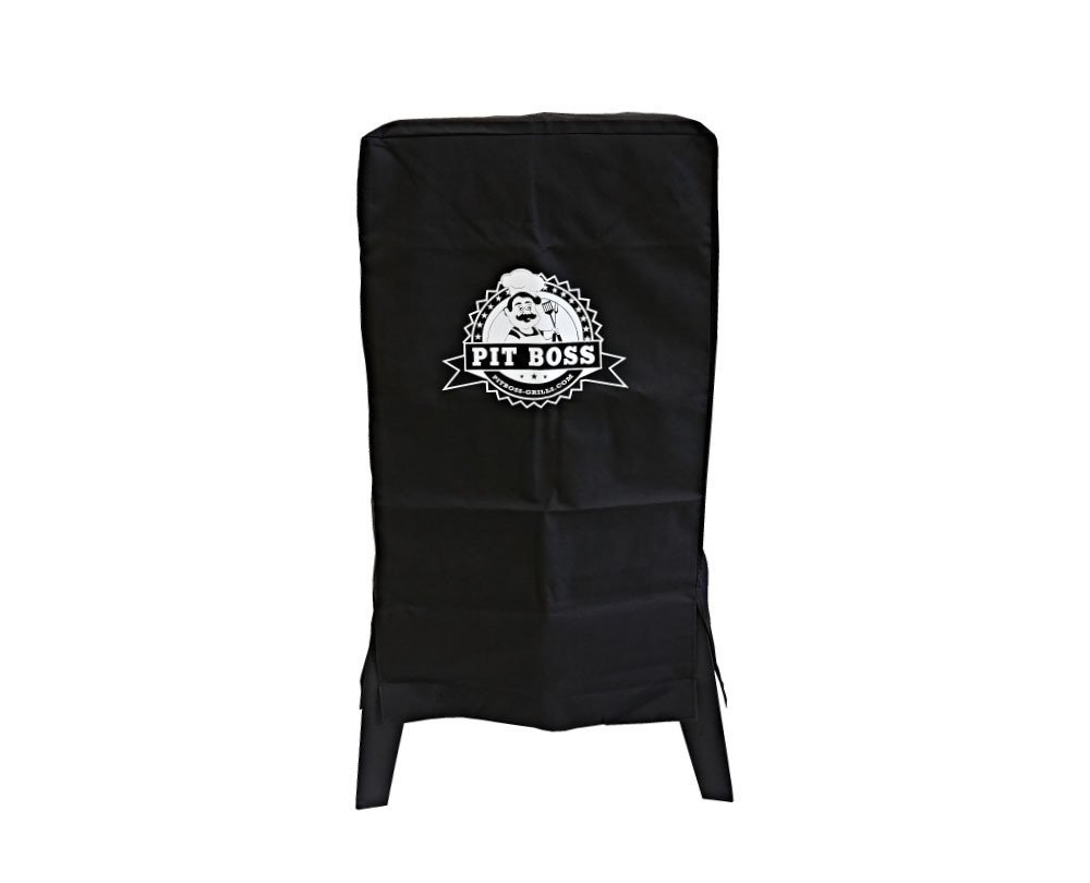 Pit Boss Grills 73225 LP Gas Smoker Cover, Black by Pit Boss Grills