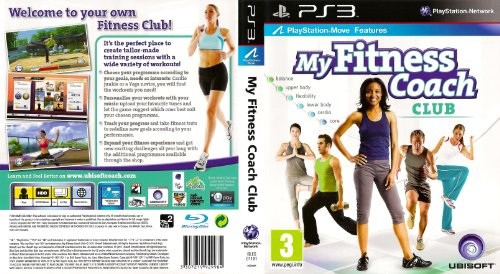 My Fitness Coach Club (Playstation 3) 720P Or