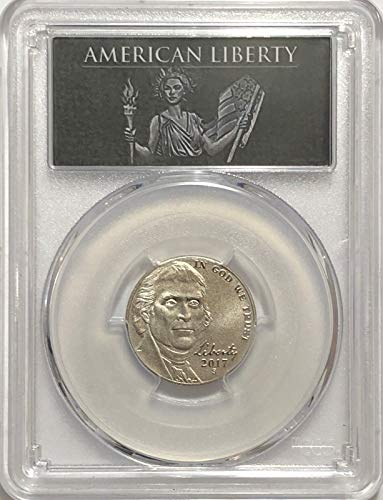 2017 S Jefferson Nickel 2017 S ENHANCED JEFFERSON NICKEL PCGS SP70 FS FIRST DAY ISSUE ANA Nickel SP-70 PCGS - Jefferson Nickel Mintage
