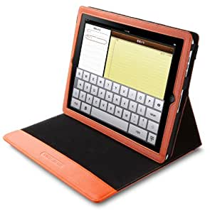 Tuear IPAD-TUN-FOLIO-03 TUNEFOLIO for iPad - Camel