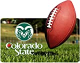 COLORADO STATE RAMS FOOTBALL MAGNET-COLORADO STATE RAMS CAR MAGNET-10 INCHES X 11 INCHES