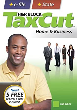 TaxCut 2008 Home & Business (Old Version) [DOWNLOAD]