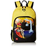 LEGO City Nights Backpack, Yellow, One Size