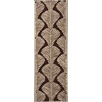 Rug Source 3x8 Oushak Agra Hand Tufted Oriental Rug Runner For Hallways 100% Wool (7 10 X 2 7)