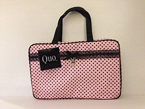 Quo - Weekender Makeup/Cosmetic Bag (Juicy Dots Design) (Juicy Cosmetic Bag)
