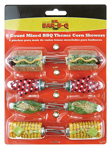 Mr Bar B Q 40035X Skewers 8 Count product image