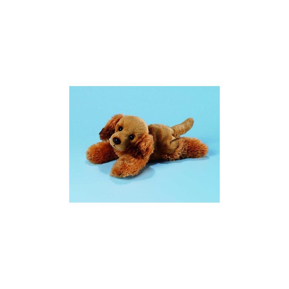 Golden Retriever Dog 7.5 Long Classics Beanie Plush