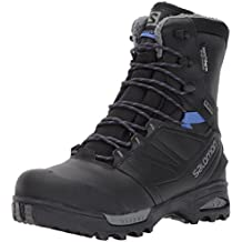 Salomon Women's Toundra Pro CSWP Winter Boots in Superlight Leather and Aerogel Insulation