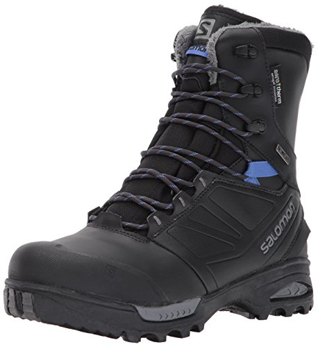 Salomon Women's Toundra Pro CSWP Winter Boots in Superlight Leather and Aerogel Insulation