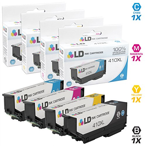 LD Products Remanufactured Ink Cartridge Replacement for Epson T410