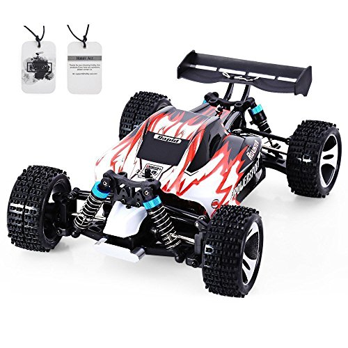 Hobby-Ace WLtoys A959 RC Car 1:18 Remote Control Electric...