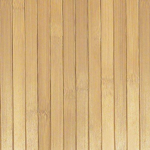 Interdesign bamboo floor mat 21 inch x 34 inch natural for Bamboo flooring florida