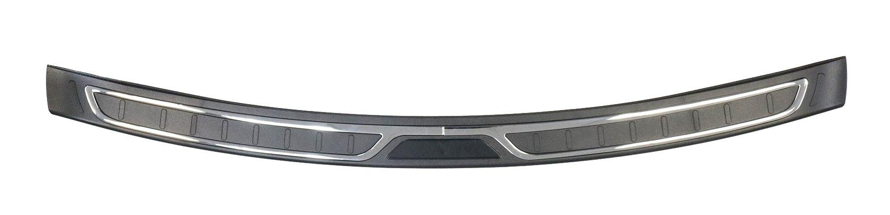 Auto Accessories Dealer Rear Bumper Guard for 2017+ Mazda CX-5 Cover Applique Scuff Plate
