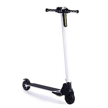 Ampliar Scooter eléctrico Monopatín inalámbrico mando a ...
