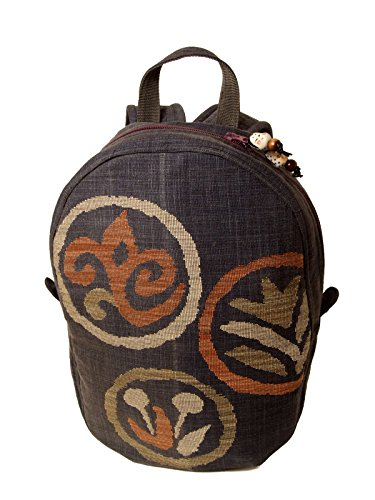 Obi-kei COTTON Casual Daypacks '' Children's Dream'' by Obi-kei Cotton