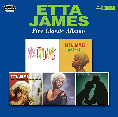 (Five Classic Albums (Miss Etta James / At Last! / Second Time Around / Etta James / Sings For Lovers) / Etta James)