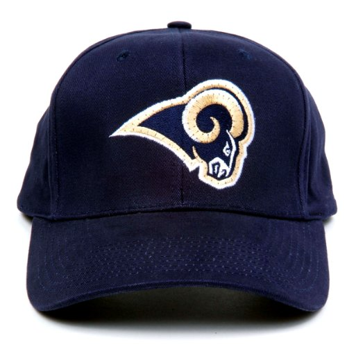 NFL Los Angeles Rams LED Light-Up Logo Adjustable Hat – DiZiSports Store