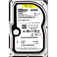 WD WD800GD 80GB 10000RPM SATA INTERNAL 3.5INCH HARD DRIVE P/n: WD800GD