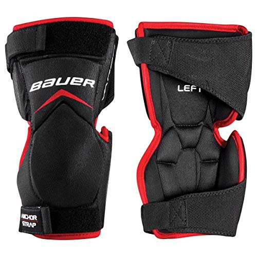 Vapor Bauer X900 Goalie Knee Guards - Junior (Goalie Knee Protector)