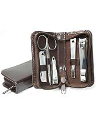 Royce Leather Aristo Mini Manicure Set