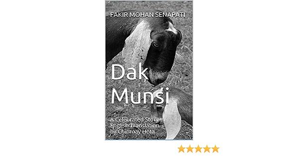 Read Dak Munsi A Celebrated Story In English Translation By Chinmay Hota By Fakir Mohan Senapati