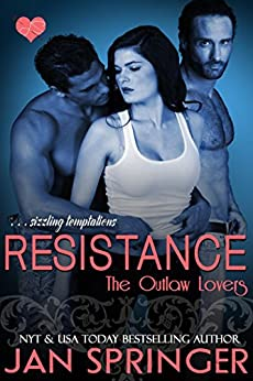 Resistance (The Outlaw Lovers) by [Springer, Jan]