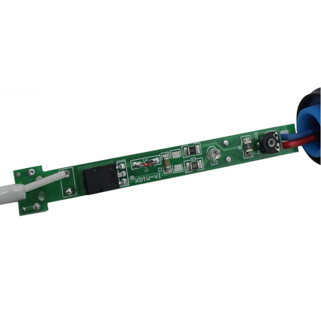 220 V 60W Temperatur Einstellbar Sharplace Elektronik L/ötkolben
