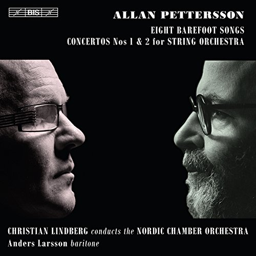 Christian Anders - Pettersson: 8 Barefoot Songs / Concertos For String Orchestra, Nos. 1-2 - Zortam Music
