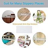 20 Pack Non Slip Bath Tub Stickers Strips, Anti