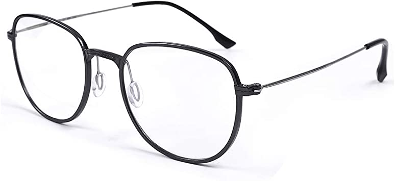 Blue Light Blocking Glasses Frames Glasses Round Computer Readers for unisex Eyeglasses Frames