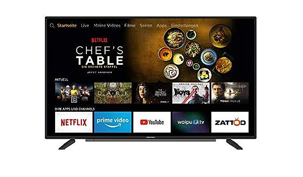 Grundig 40 GFB 6065 Fire TV Edition: Amazon.es: Electrónica
