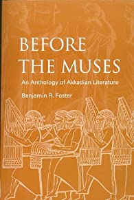 Before The Muses par Benjamin R. Foster