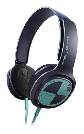 Philips ONeill SHO3300ESCAP/00 - Auriculares de diadema abiertos, negro