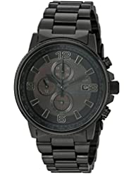 Citizen Mens CA0295-58E Eco-Drive Nighthawk Stainless Steel Watch