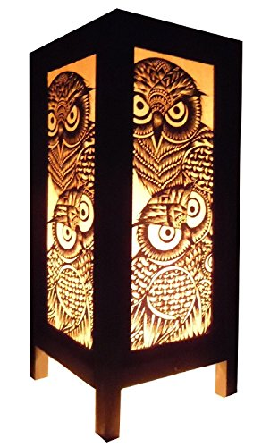 Vintage Owl Outdoor Lights in Florida - 6