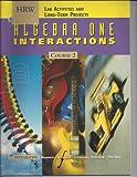 Algebra, Holt, Rinehart and Winston Staff, 0030512980