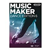 MAGIX Music Maker Dance Edition 6 is the ideal music software for all soon-to-be techno producers, club DJs and night owls. 1500 electronic sounds, 4 virtual insturments, a mixer with 64 tracks and professional effects bring you and your productio...