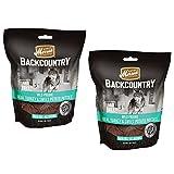 Merrick Bundle Backcountry Grain Free Dog Treats - 4 Ounces - Real Turkey & Sweet Potato Patties (2 Pack)