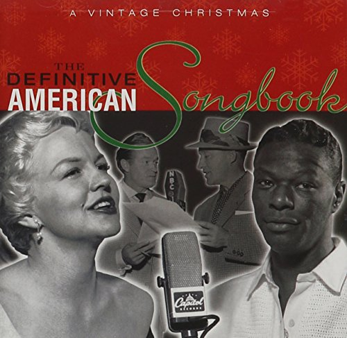 The Definitive American Songbook, Vol. 11: A Vintage Christmas - Christmas Rock Songbook
