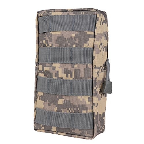 Infityle MOLLE Pouches Multi purpose Water resistant