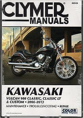 2007-2015 kawasaki vulcan vn900 custom service manual.