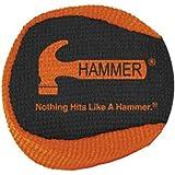 Hammer Large Grip Ball Black/Orange