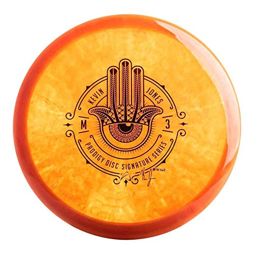 Prodigy Disc Special Edition Signature Series Kevin Jones 750 Spectrum M3 Midrange Golf Disc [Colors May Vary] - 177-180g