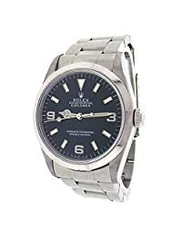 Rolex Explorer automatic-self-wind mens Watch 14270 (Certified Pre-owned)