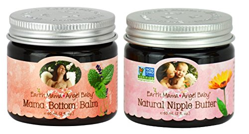 Natural Nipple Butter 2 Ounce Bottom product image