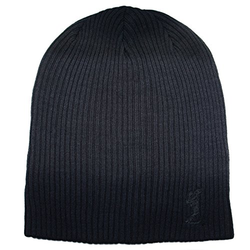 Ascent Beanie - Religion Unisex Ascent Dip Dye Beanie Cap One Size Black
